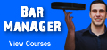 find bar manager courses