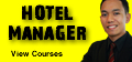 find hotel manager courses